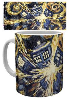 Caneca Doctor Who - Exploding Tardis