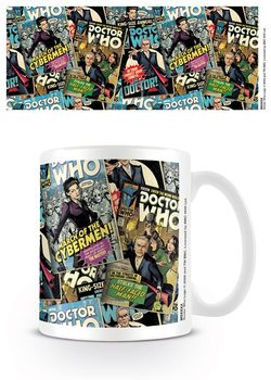 Caneca Doctor Who - Montage