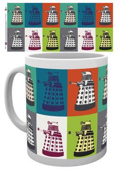 Caneca  Doctor Who - Pop Art
