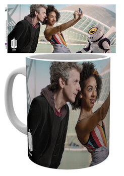 Caneca Doctor Who - Season 10 Ep 2