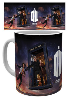 Caneca Doctor Who - Season 10 Iconic