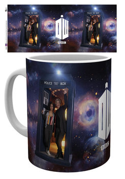 Caneca  Doctor Who - Season 10Ep 1 Iconic