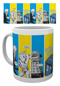 Caneca Doctor Who - Space Cadets