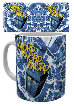 Caneca Doctor Who - Vworp