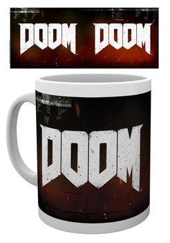 Caneca  Doom - Doom