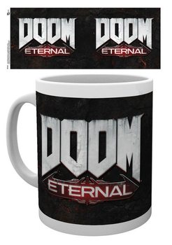 Caneca  Doom - Eternal Logo