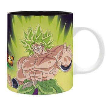 Caneca  Dragon Ball - Broly Goku Vegeta
