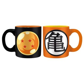 Caneca Dragon Ball - Dragon Ball & Kame