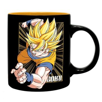 Caneca Dragon Ball - Goku & Vegeta