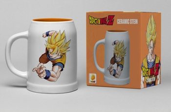 Caneca  Dragon Ball Z - Goku