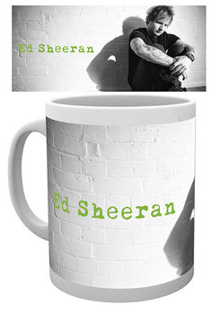 Caneca  Ed Sheeran - Green