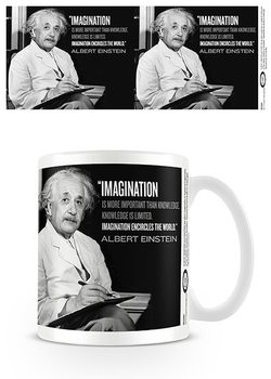 Caneca  Einstein - Imagination