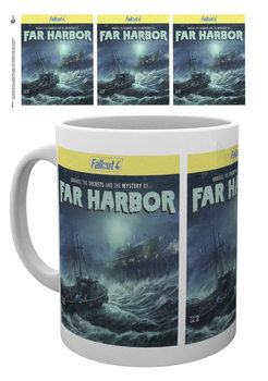 Caneca  Fallout 4 - Far Harbor