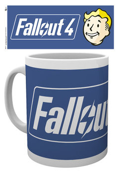 Caneca Fallout 4 - Logo
