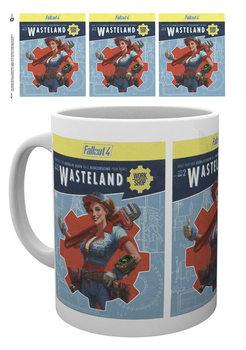 Caneca Fallout 4 - wasteland