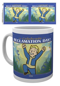 Caneca  Fallout 76 - Reclamation Day