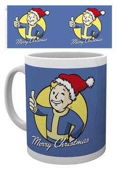 Caneca Fallout - Merry Christmas