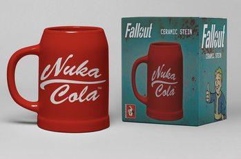 Caneca Fallout - Nuka Cola