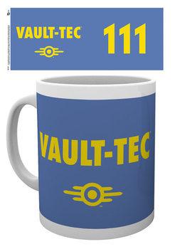 Caneca Fallout - Vault tec