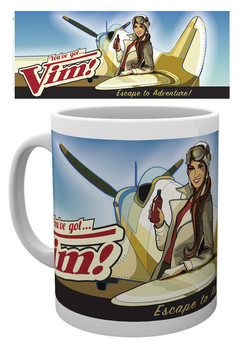 Caneca  Fallout - Vims Escape To Adventure