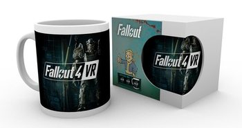 Caneca Fallout - VR Cover