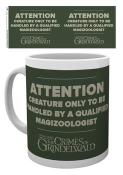 Caneca  Fantastic Beasts 2 - Attention