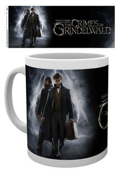 Caneca  Fantastic Beasts 2 - One Sheet
