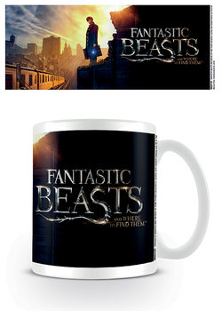 Caneca  Fantastic Beasts And Where To Find Them - Dusk