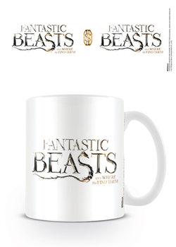 Caneca  Fantastic Beasts And Where To Find Them - Logo
