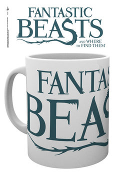 Caneca  Fantastic Beasts And Where To Find Them - Macusa