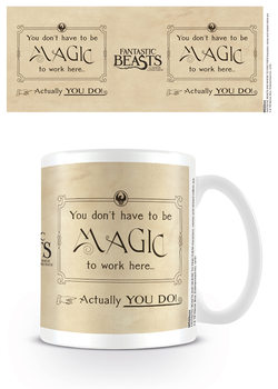 Caneca  Fantastic Beasts And Where To Find Them - Magic