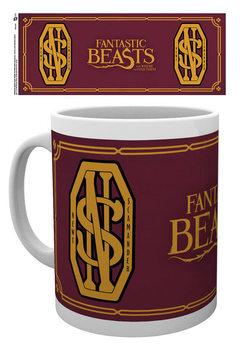 Caneca  Fantastic Beasts And Where To Find Them - Newt Scamander