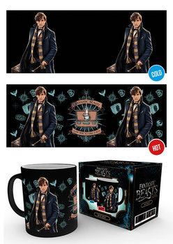 Caneca  Fantastic Beasts And Where To Find Them- Newt Scamander