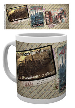 Caneca  Fantastic Beasts And Where To Find Them - Postcard