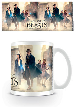 Caneca  Fantastic Beasts - New York Streets