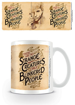 Caneca  Fantastic Beasts The Crimes Of Grindelwald - Strange Creatures