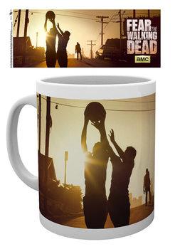 Caneca Fear The Walking Dead - Key Art