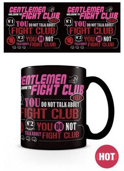 Caneca Fight Club - Rules