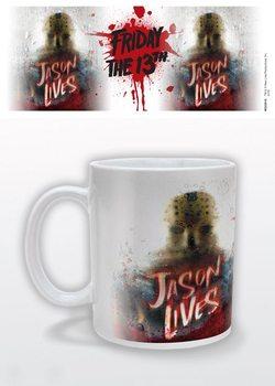 Caneca  Friday The 13th - Jason Lives