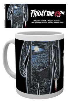 Caneca  Friday The 13th - Mask