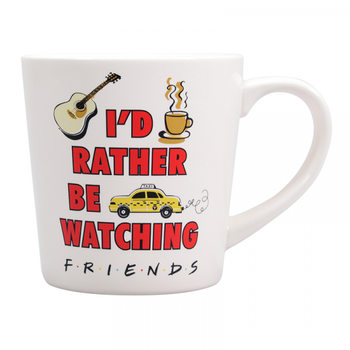 Caneca Friends - Rather be watching Friends