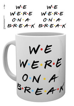 Caneca  Friends - We Were On A Break