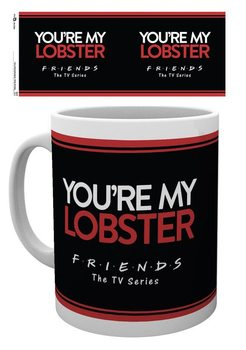 Caneca  Friends - You're My Lobster