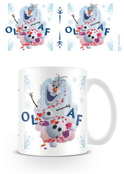 Caneca  Frozen 2 - Olaf Jump