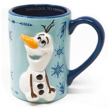 Caneca Frozen 2 - Olaf Snowflakes