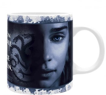 Caneca  Game Of Thrones - 2 Queens