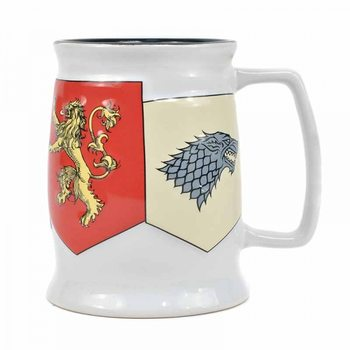Caneca  Game Of Thrones - Banner Sigils