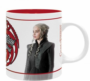 Caneca  Game Of Thrones - Jon & Daenerys