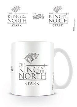 Caneca Game of Thrones - King in the North