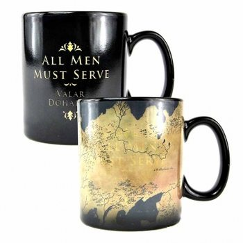 Caneca  Game Of Thrones - Map